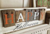 Halloween Ideas / by Tracey Green