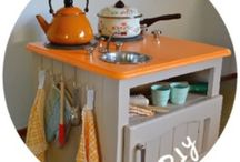 Play Kitchens / by Tracey Green