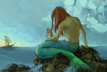 mermaids / by Kay Overbey
