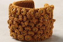 Crochet - Bijuterias