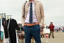 Style Inspiration  / My fashion inspirations / by Tanner Barton