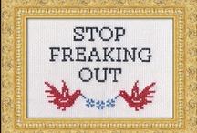 X-stitch & Embroidery