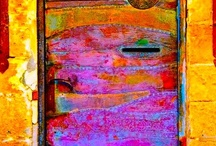 Unique & Beautiful Doors / by Lynn Rudy