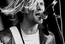 Music - Men that Rock! / Photos of Male Vocalists / by Lynn Garcia Smith