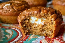 Food - Muffins & Bread / by DM Hickox