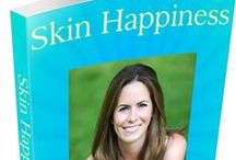 Skin Happiness / Holistic skin care tips, links and tutorials!