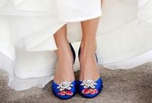 Wedding Shoes: Blue Beauty  / by ShoeMall