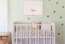 Nursery \\ Femme + Neutral / by Blair Green