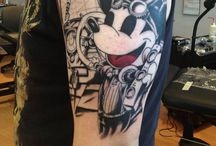 Tattoos / by Cheryl Zimm