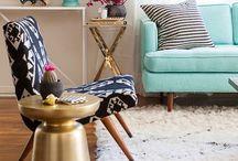 Cozy Apartment Living / by Morgan Blair