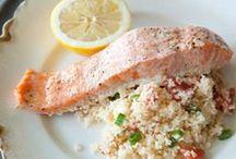 Dinner: Seafood / by Samantha Bullington