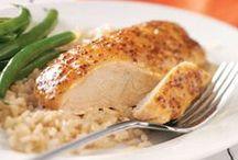 Dinner: Poultry / by Samantha Bullington