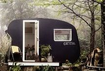 Airstreams & Trailers / by Emily Malone