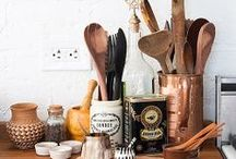Display / Display Ideas for organized clutter & the shelves to display it on ♡ / by Emily Malone