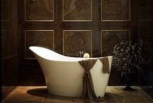 Trends: Luxuriating / A collection of luxury bathrooms that caught our imaginations.
