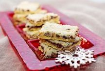 Land O'Lakes Holiday Treats / The holidays are just around the corner wit all those delicious treats to share with loved ones! Check out what our fabulous community has been cooking up and get inspired with Land O'Lakes! To find more delicious treats, visit http://www.landolakes.com/Offers/2013HolidayBrochure.aspx. / by SoFabLife