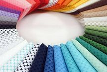 Riley Blake in Quilt Shops / We love our shop owners! Share with us how you are using Riley Blake Designs fabrics!
