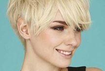 LOOK / Hair style