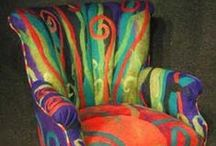 Cool Chairs / by Michelle Davis Petelinz