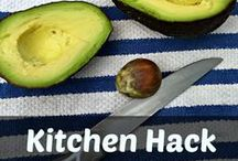 Kitchen Hacks / Here you will find kitchen tips to help you save time, mess, and frustration in the kitchen.  / by SoFabLife