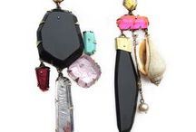 JEWELLERY OBJECTS - EARRINGS / Contemporary jewellery design I adore