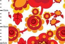 Liandlo pattern jersey fabric