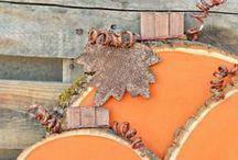 Autumn / Autumn and Halloween decor and DIY to make the season a splendid time!