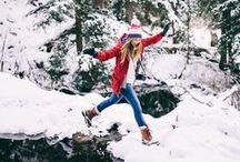 Snowventure / Let's all enjoy the winter and have a great snow adventure! Here are great products to help with just that.