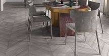 Design Spotlight: Parquet / Lapicida explores how parquet has inspired a whole new generation of floor surfaces including natural stone and porcelain.