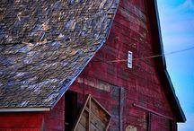 Barns Churches and Bridges