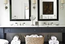bathrooms / by Lacey Osborn