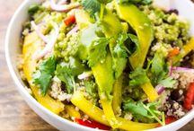 Eats: For Good Health / by Tiffanie Bryant