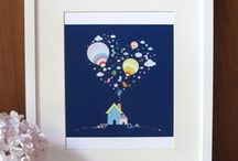 Prints & Stamps