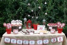 Party Ideas / by Stephanie Lee