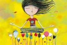 Yogatherapy / Health. Strength. Flexibility. Balance. / by LeCuriousLife