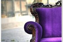 Purple... LOVE! / by Mariany Maldonado
