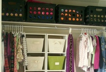 Home Organization & Cleaning Tips / by Stephanie Lee