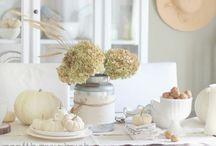 Home: Fall Decor / by Tiffanie Bryant