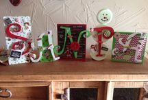Christmas Stuff / by Tamara Fitzgerald Gunta