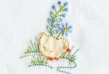 Cross-stitch - Embroidery