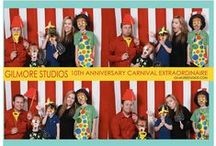 carnival themed party / cute carnival theme party ideas