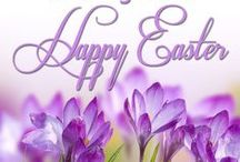 Easter / Send a card to friends and loved ones filled with the blessings, glory and spring time fun of the Easter Holiday!