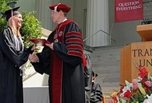 Graduation / Congratulations to the Class of 2013! / by Transylvania University