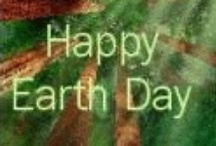 Earth Day / Let us celebrate the beauty and wonder of our planet with our friends. Earth Day is April 22nd.