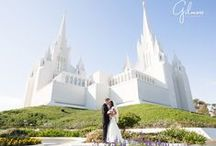 Weddings - LDS Mormon Photography / Some of our favorite LDS weddings that we have photographed over the years.