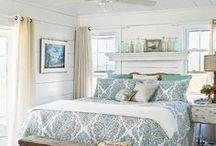 beachy bedroom inspiration