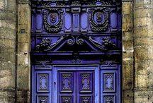 Open Sesame / Doors, gates, windows, knobs, knockers, keyholes
