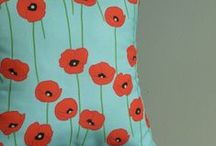 Apartment Finds: Kitchen / Kitchen Ideas: Apple Green + Aqua/Turquoise + Poppy Red + Poppy Accents