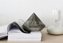 Plastered Concrete / by Lex Palmer Bull