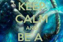 Secretly I am... A Mermaid!